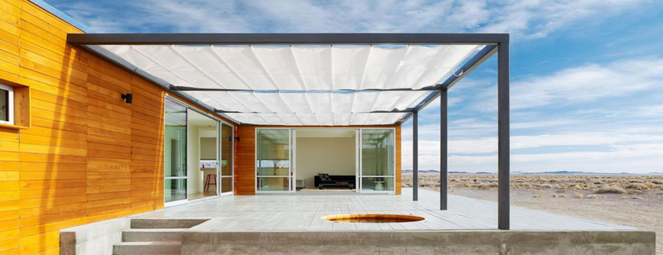 Sunair Pergolas can be configured in many different ways!